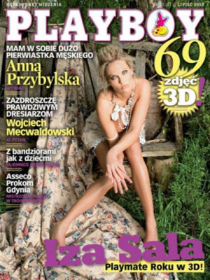 Playboy Poland - July 2010