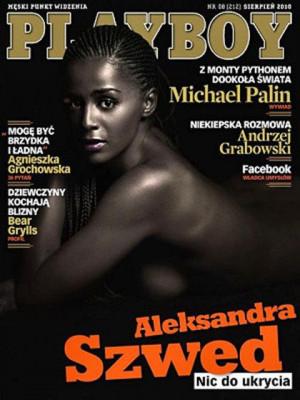 Playboy Poland - August 2010