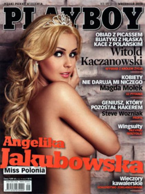 Playboy Poland - Sep 2010