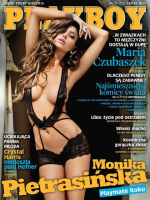 Playboy Poland - July 2011