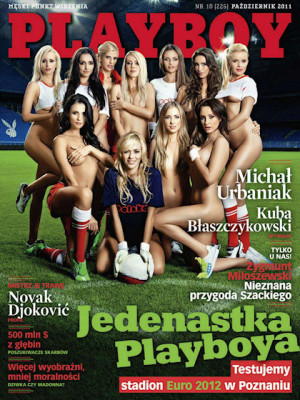 Playboy Poland - Oct 2011