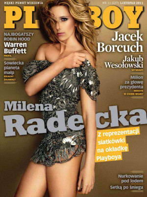 Playboy Poland - Nov 2011