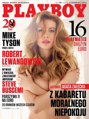 Playboy Poland - June 2012