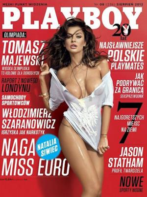 Playboy Poland - August 2012