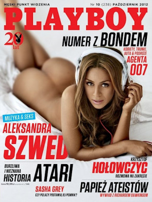 Playboy Poland - Oct 2012