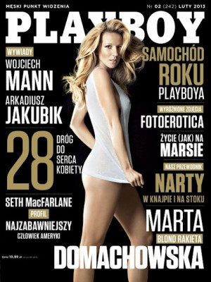 Playboy Poland - Feb 2013