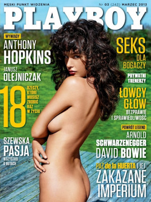 Playboy Poland - March 2013