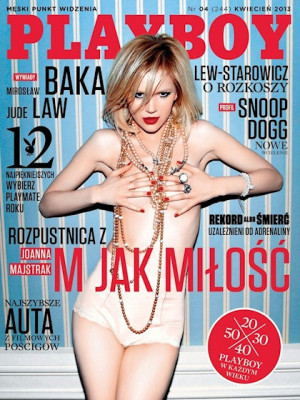 Playboy Poland - April 2013