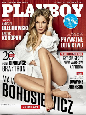 Playboy Poland - Sep 2013