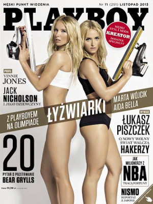 Playboy Poland - Nov 2013