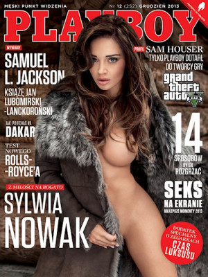 Playboy Poland - Dec 2013