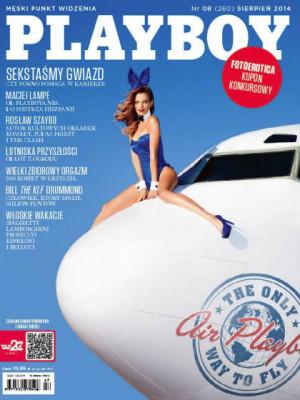 Playboy Poland - August 2014
