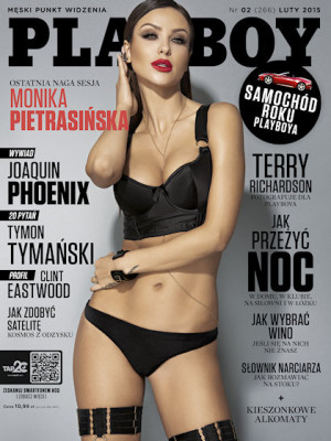 Playboy Poland - Feb 2015