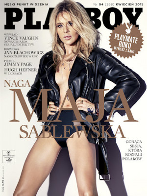 Playboy Poland - April 2015