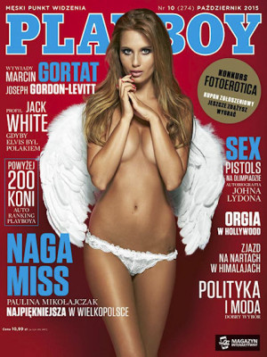 Playboy Poland - Oct 2015