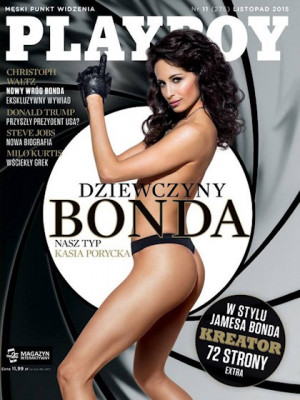 Playboy Poland - Nov 2015