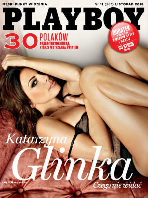 Playboy Poland - November 2016