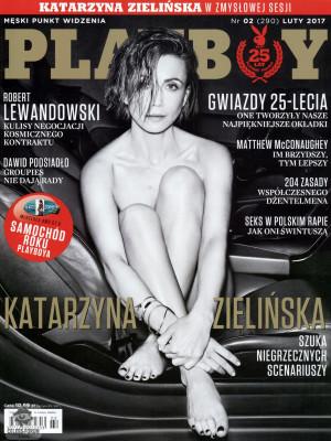 Playboy Poland - February 2017