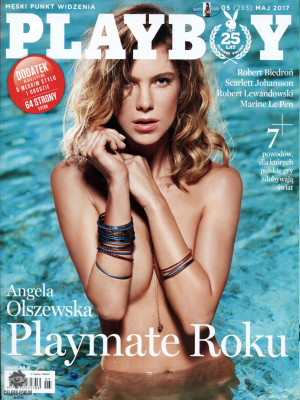 Playboy Poland - May 2017