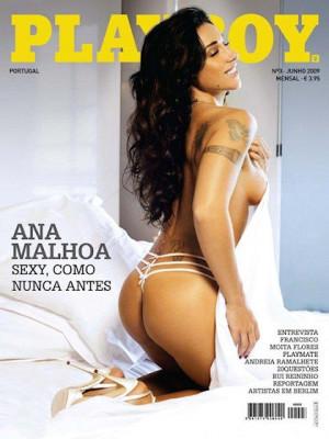 Playboy Portugal - June 2009