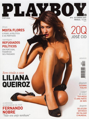 Playboy Portugal - Sep 2009
