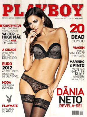 Playboy Portugal - June 2012