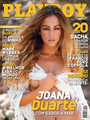Playboy Portugal - Sep 2012