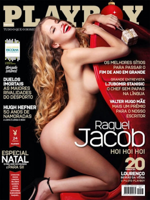 Playboy Portugal - Dec 2012
