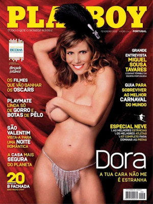 Playboy Portugal - Feb 2013