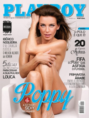 Playboy Portugal - Apr 2013