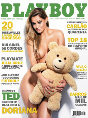 Playboy Portugal - July 2015