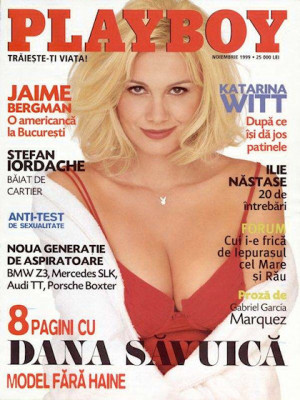 Playboy Romania - Nov 1999