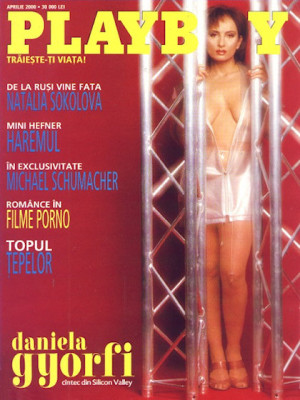 Playboy Romania - April 2000