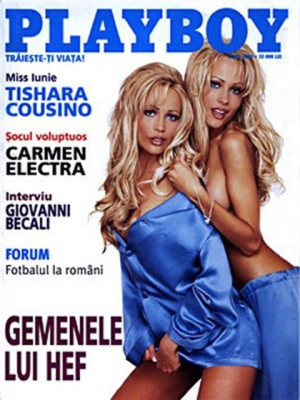Playboy Romania - June 2000