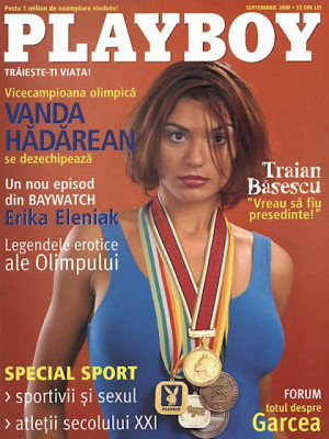 Playboy Romania - Sep 2000