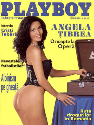 Playboy Romania - March 2001