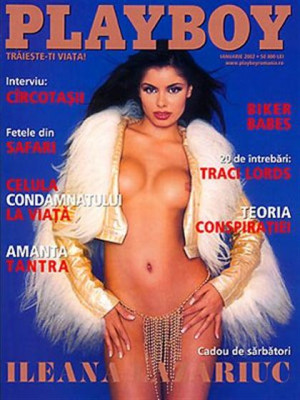 Playboy Romania - Jan 2002