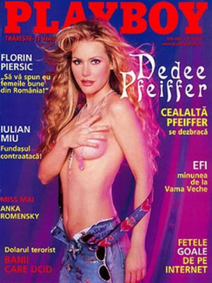 Playboy Romania - May 2002