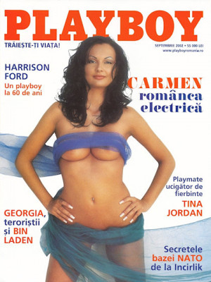 Playboy Romania - Sep 2002