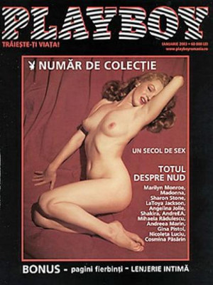 Playboy Romania - Jan 2003