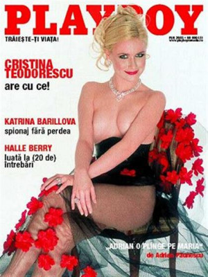 Playboy Romania - May 2003