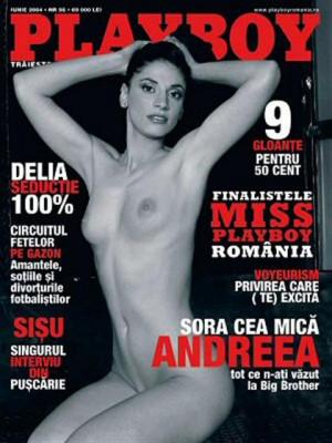 Playboy Romania - June 2004