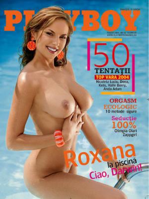 Playboy Romania - Aug 2004