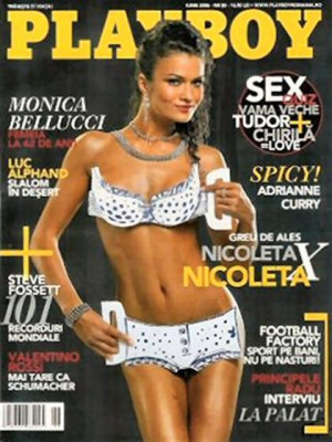 Playboy Romania - June 2006
