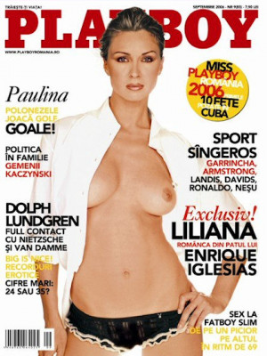 Playboy Romania - Sep 2006