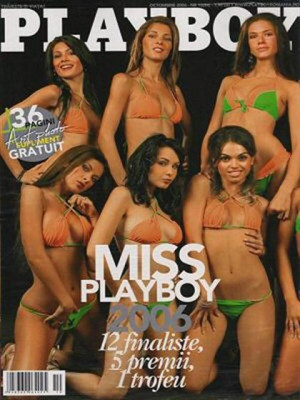 Playboy Romania - Oct 2006