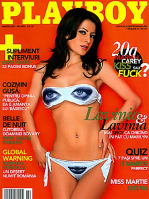 Playboy Romania - March 2007