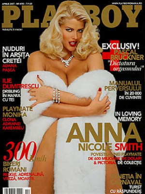 Playboy Romania - April 2007