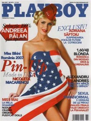 Playboy Romania - May 2007