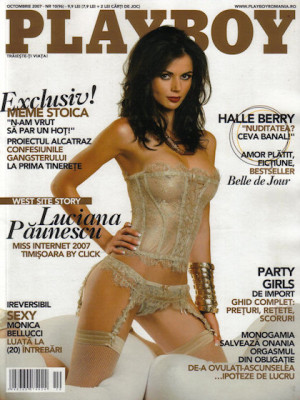 Playboy Romania - Oct 2007
